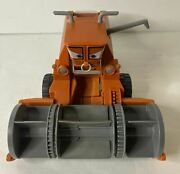 Disney Pixar Cars Chase And Change Frank The Combine Tractor Complete With Bin Y6