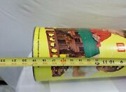 Vintage American Logs By Halsam Rare No.835 Can With Lid