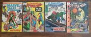 Amazing Spider-man Lot 13 Silverage Comics And Newsstand Keys Ready To Press