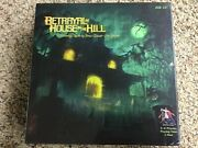 Sealed Betrayal At House On The Hill Strategy And Horror Board Game Ships Free