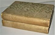 The Scottish Chiefs Vol. I And Ii Miss Jane Porter Pub. By Thomas Y Crowell And Co