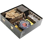 Smonex Wooden Board Game Organizer Compatible With Betrayal At House On The Hill