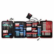 First Aid Kit Wilderness Survival Travel Bag Outdoors Camping Hiking Emergency