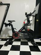 Peloton Bike W Tools Weight W Shoes 8 Extra Touch Screen- Excellent Condition