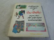 Childrens Stories Of The Biblefrom Old And New Testamentdeluxe Edition1968