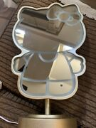 Pottery Barn Teen Hello Kitty Order Led Vanity Mirror New Sold Out
