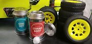 Nooner Rc Storage Boost Dirt Oval Drag Off-road Rubber Tire Prep