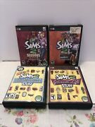 Sims 2 Seasons And Open For Business Expansion Packs Pc Dvd Plus Bonuses