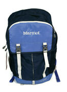 Marmot Salt Point 30l Backpack Bag Day Pack 15 Laptop Sleeve Lilac/navy Nwt