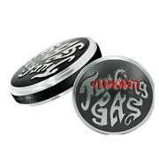 Motorcycle Gas Caps For Harley Davidson Years 1973 To 1982 - F Gas Series