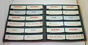 Nos High Iron Rail Productions Mixed Roads N Scale Articulated Autorack Cars -b