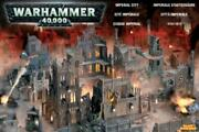Games Workshop 40k City Fight Imperial City Sector