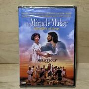 Brand New The Miracle Maker The Story Of Jesus Dvd Factory Sealed Widescreen