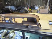 1958 Chevrolet Impala 348 Dashboard Assembly For Repair Restoration