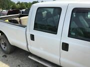 13 14 Ford F350 Super Duty Passenger Rear Side Door Crew Cab Tinted Electric