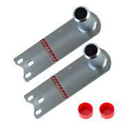 Irs Spring Plates, For 24-11/16 Torsion Bar, Sway-a-way, Dunebuggy And Vw