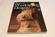 Treasury Of Woodcarving Designs By Alan And Gill Bridgewater