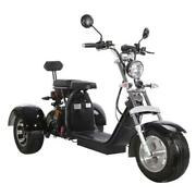 New Electric 3 Wheel Trike Moped Golf Cart Harley Chopper Mobility Motorcycle