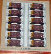 Walthers 932-4555 Ore Cars 12-pack Great Northern Gn