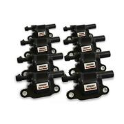 Pertronix 30858 Set Of 8 Flame Thrower Coil-on Plug For Chevy Camaro/corvette