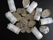 Full Roll Of 25 Susan B Anthony Dollar Coins Circulated Great Condition