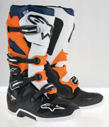 Alpinestars Tech 7 Boots Enduro Graphics All Colors And Sizes Free Ship
