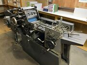 Atf Chief 217 2 Color Press In Full Working Condition