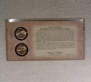 2014 Warren G. Harding First Day Cover Sealed Cello P49 Presidential Dollar