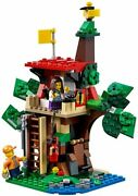 Lego Creator 31053 Treehouse Adventures 3in1, 100 Complete W Manual And Minifigs