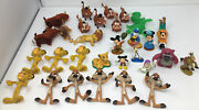 Disney Mickey Mouse Lion Kong Toy Story Lot Junk Drawer 30 Toys Pvc Cake Toppers