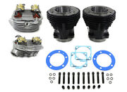 Panhead Big Bore Kit 3-1/2 Cylinders Fit 1970-84 Shovels W Complete Heads