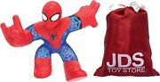 Heroes Of Goo Jit Zu Spiderman With Jds Carrying Bag