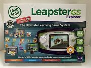 Leapfrog Leapster Gs Explorer The Ultimate Learning Game System 39700 New