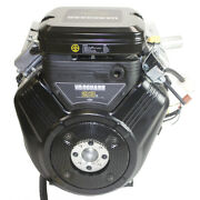 386447-jd318-p-r3 Briggs Engine 23hp Ohv V-twin With Kit Elec_ 386447-jd318-p-r3