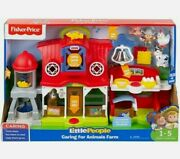 Fisher Price - Little People Caring For Animals Farm Toy Brand New