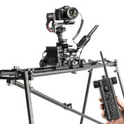 Remote Controlled Slider For Dji Rs2 Gimbal 1.6 Meter Track Dolly And Motor Slider