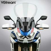 National Cycle Vstream Clear Touring Wind Screen Honda Crf1100l Africa Twin Adv
