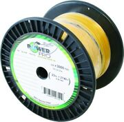 Power Pro 21100403000y Spectra Fishing Line 40 Lb. 3000 Yd Yellow High Vis