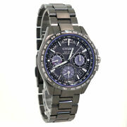 Citizen Attesa Eco-drive F900-t022189 Chronograph Day/date Menand039s Watch Wl33179
