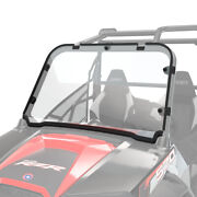 Polaris 2879492 Lock And Ride Poly Windshield 2012-2020 4 800 900 Eps S Xp Rzr 570