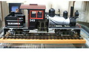 Kmt Locomotive Metal Model Lgb Size 13 Tons A Class Shay Free Shipping From Jpn