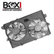 Dual Radiator Cooling Fan Assembly For 2007-2015 Ford Edge Lincoln Mkx Fa70600