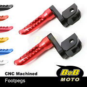 4cm Extended Front Foot Pegs Pedal For Buell Xb12s Lightning 2004+ 1125r