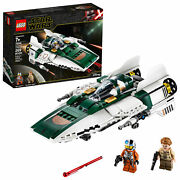 Lego Star Wars 75248 Resistance A-wing Starfighter, New