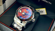 New Pro Diver Spiderman Peter Parker Edition Spider Dial Ss Band Watch