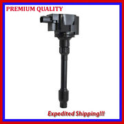 1pc Jhd749 Ignition Coil For 2018 Honda Civic 2.0l L4 Turbocharged