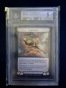 Luminaris Cold Foil - Flesh And Blood Monarch 1st Edition - Bgs 9