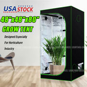 Hydroponic Indoor Grow Tent Mylar Room Reflective Home Box For Plan Growing1680d