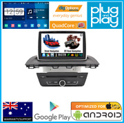 Android Gps Car Navigation Bluetooth Radio Stereo Fm Player For Mazda Bmw 13-16