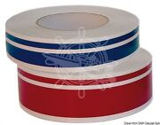 Osculati Floating Line Red 72 Mm